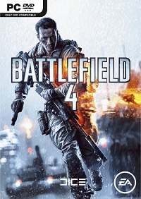 Battlefield 4 PC box art