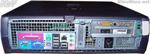 Dell Optiplex GX270 with Integrated Intel Gigabit Networking - 2004