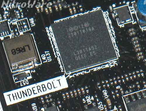 "Intel ""Redwood"" Thunderbolt controller"
