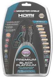 monster cable hdmi 2.0